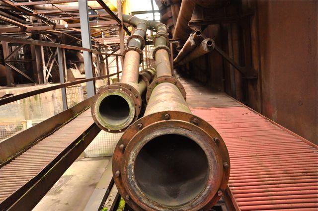 Vlklinger-Htte l`usine 4