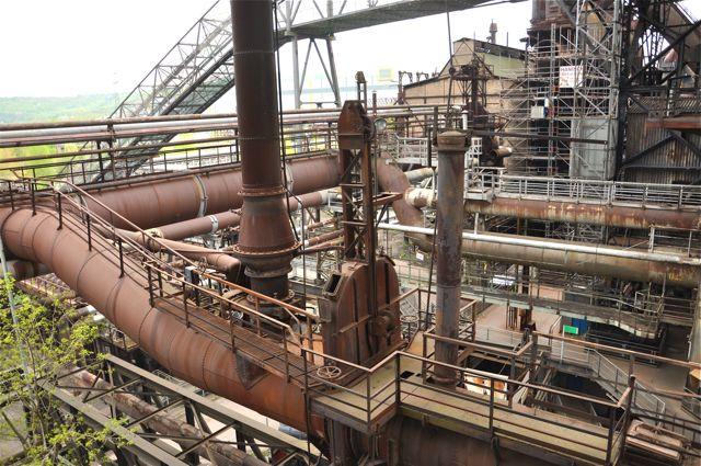Vlklinger-Htte l`usine 5