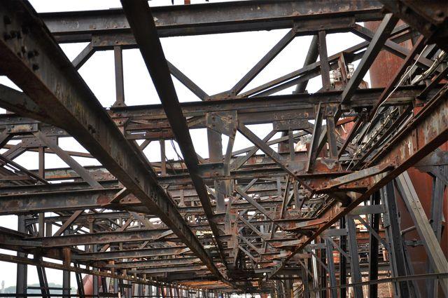 Vlklinger-Htte usine sidérurgique-musée