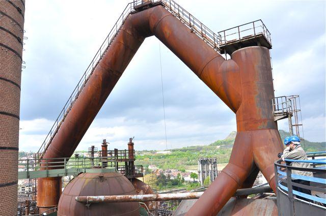 Vlklinger-Htte l`usine 2