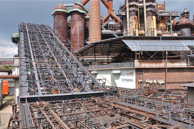Vlklinger-Htte l`usine 1