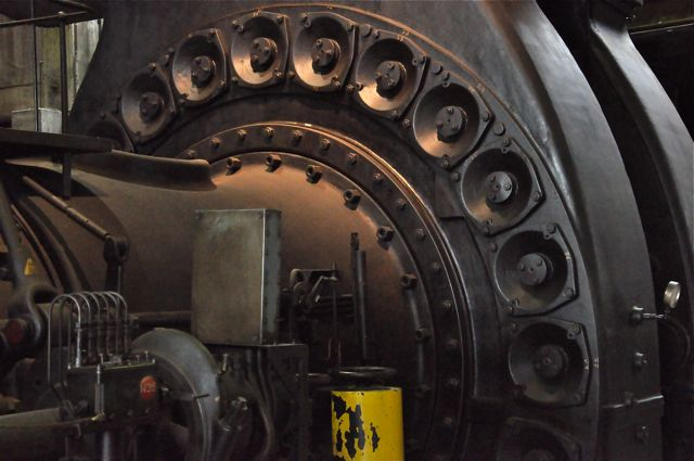 Vlklinger-Htte usine sidérurgique-musée série n3