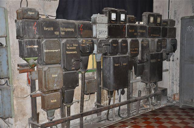 Vlklinger-Htte usine sidérurgique-musée série n4