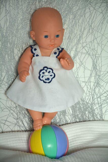 couture poupon poupée robe