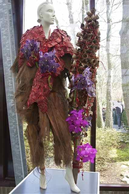 orchidées à Keukenhof 2013