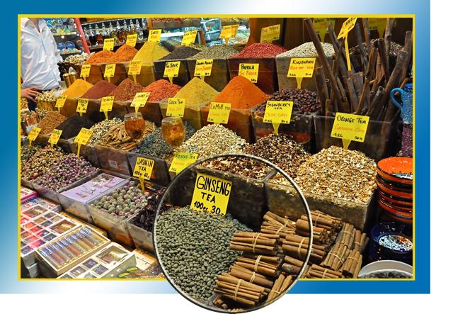 épices Istanbul montage effet-loupe